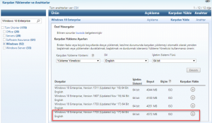 Windows 10 Enterprise Version 1709 Is Available In Msdn